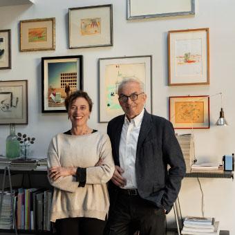 Caterina Mosca e Valerio Castelli