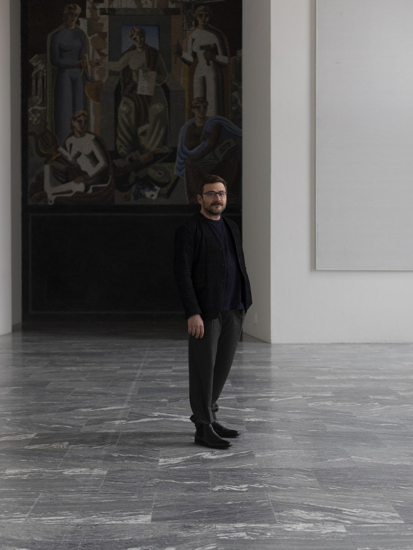 MARCO SAMMICHELI @ Luca Caizzi